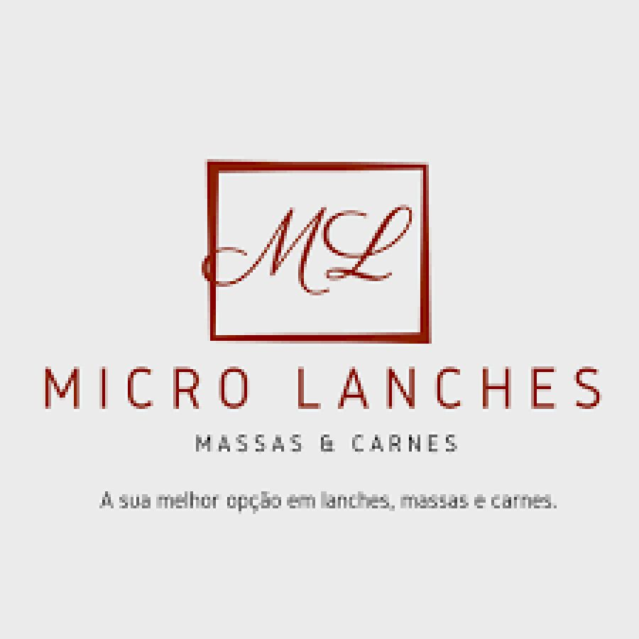 Micro Lanches Massas