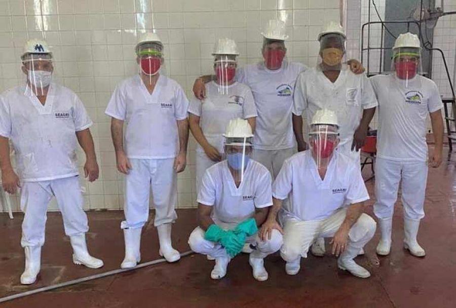 Governo municipal de Morada Nova fez a entrega dos EPIs