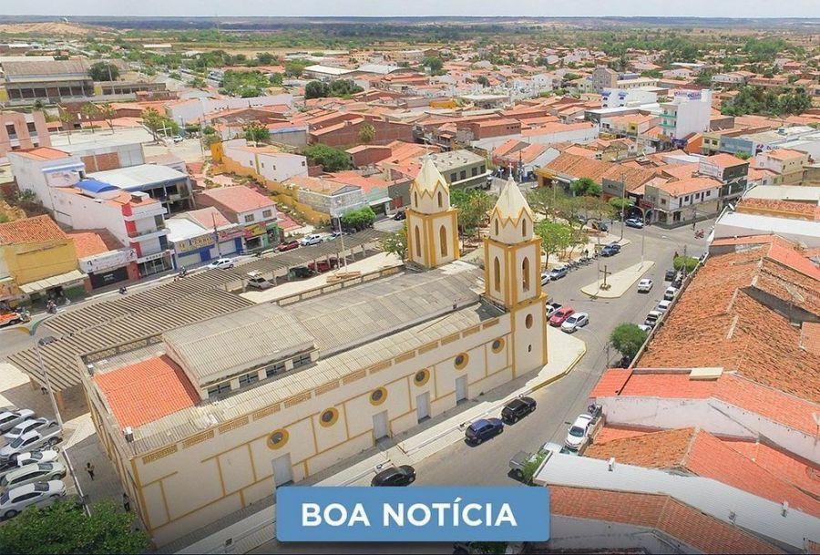 Morada Nova é a segunda cidade do vale do Jaguaribe com mais casos curados de COVID-19!