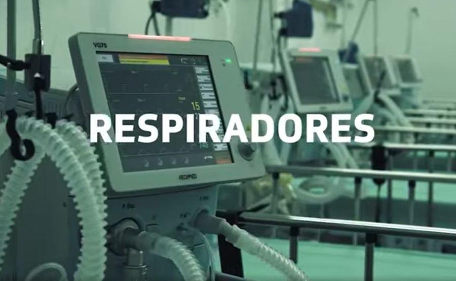 O Hospital Regional Francisco Galvão de Oliveira receberá quatro (4) respiradores pulmonares voltados ao atendimento dos municípios que compõem o Vale do Jaguaribe.