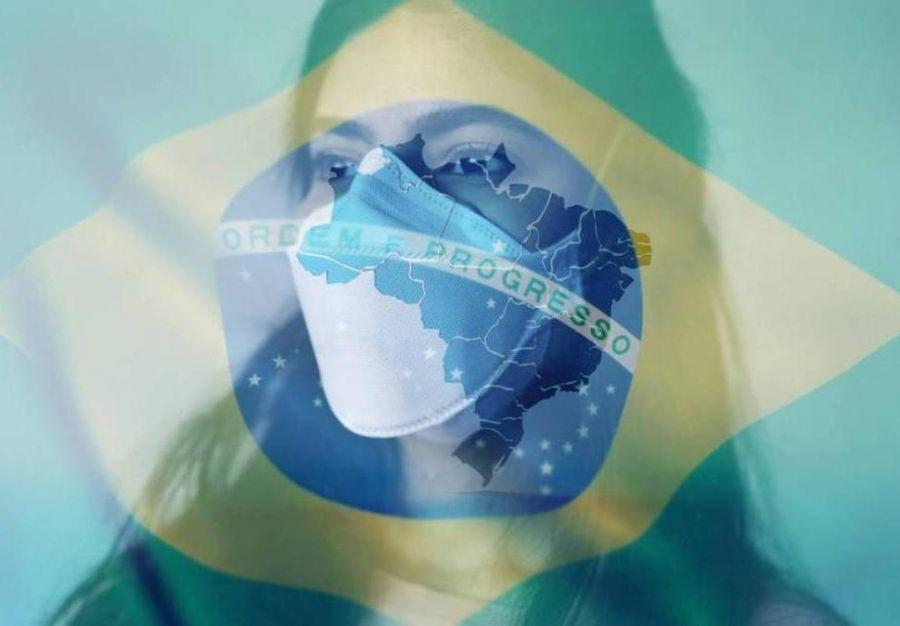 Brasil tem 42.055 mortes por Covid-19, diz consórcio de veículos de imprensa