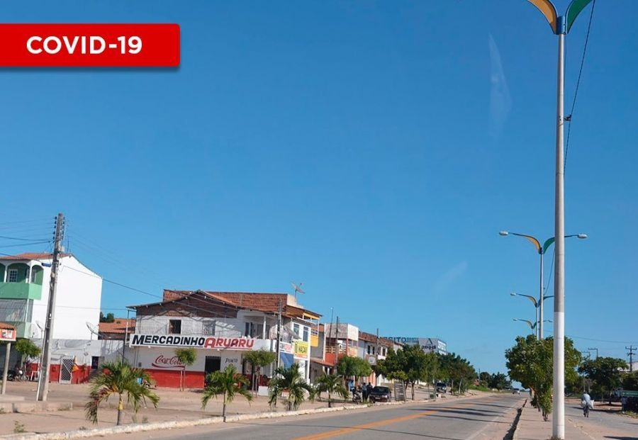Casos de Covid-19 no distrito do Aruaru se espalha e preocupa população.