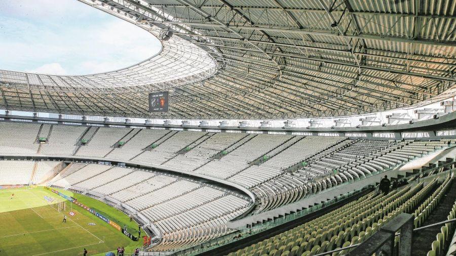 Ceará e Fortaleza planejam medidas de aproximação com torcedores em jogos com portões fechados