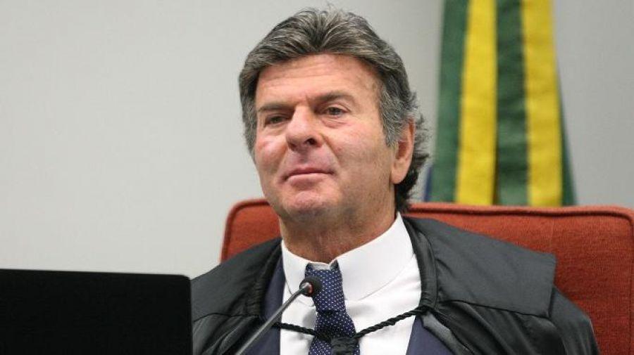Fux é eleito presidente do STF e diz que vai se empenhar pela luta da democracia