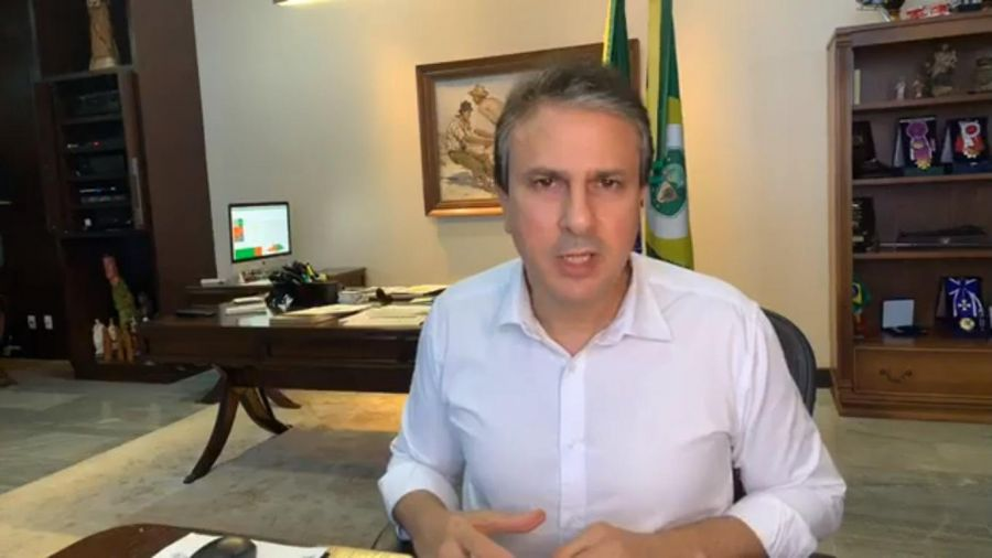 Estado vai pagar 1ª parcela do 13º salário do servidor em 14 de agosto, anuncia Camilo