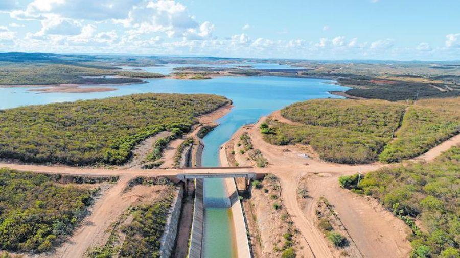 Transposição, marco do saneamento e pacote estadual criam horizonte promissor a investimentos no CE