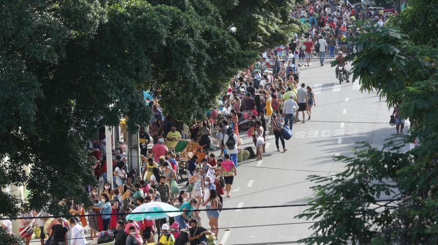 Fortaleza teve, pelo menos, 3,4 mil fiscalizações para cumprimento das regras sanitárias na pandem