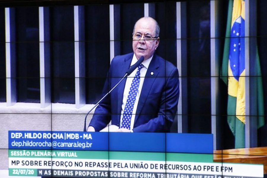 Câmara aprova MP que prevê auxílio de R$ 16 bilhões para estados e municípios na pandemia
