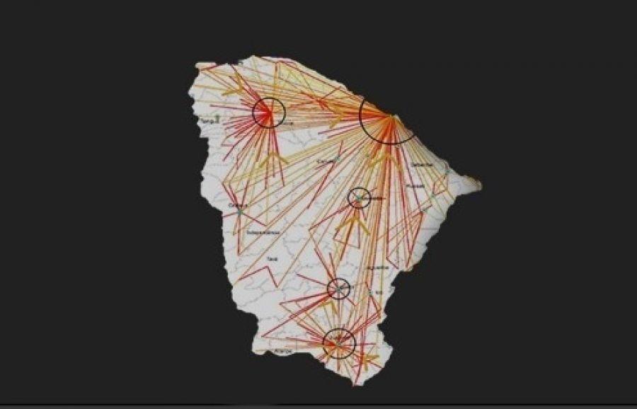 Ceará contabiliza 7.709 mortes pela Covid-19, com mais de 147 mil pessoas recuperadas