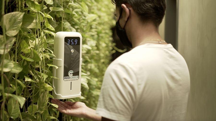 Novos equipamentos e tecnologias higienizam ambientes contra Covid-19