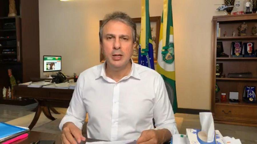 Camilo confirma pagamento de 1ª parcela do 13º salário nesta sexta; injeção de R$ 420 mi na economia