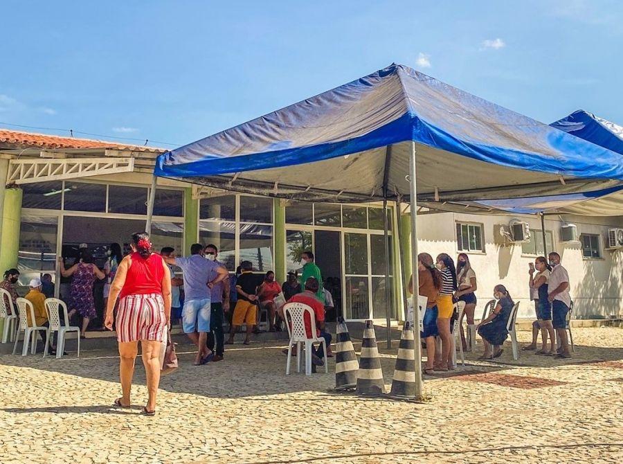 Mais de 500 pessoas serão beneficiadas com as cirurgias de cataratas que a Secretaria de Saúde do município está realizando no Hospital Regional.