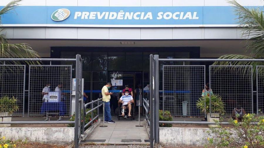 INSS: cinco agências retornam com o atendimento de perícia médica no CE nesta segunda (28)