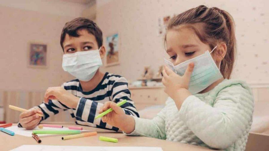 Covid-19: crianças têm chances 44% menores de contrair a doença