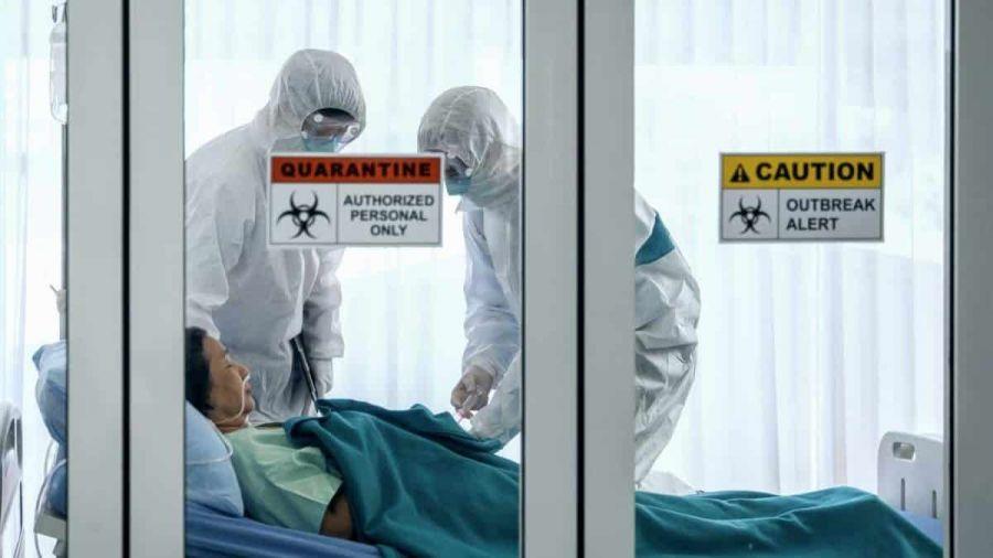 Covid-19 pode ser cinco vezes mais letal do que a gripe, afirma CDC