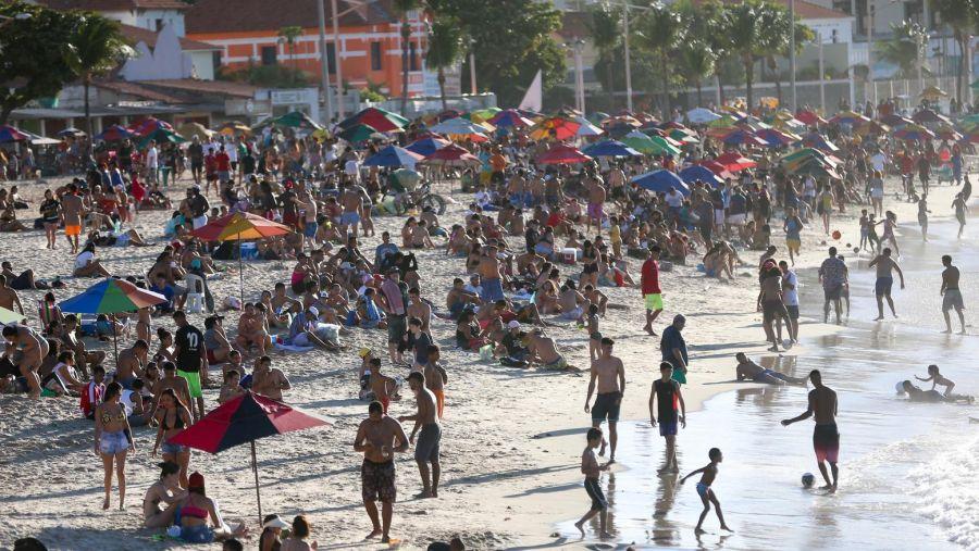 Covid-19: casos na Região de Saúde de Fortaleza crescem 72% em uma semana