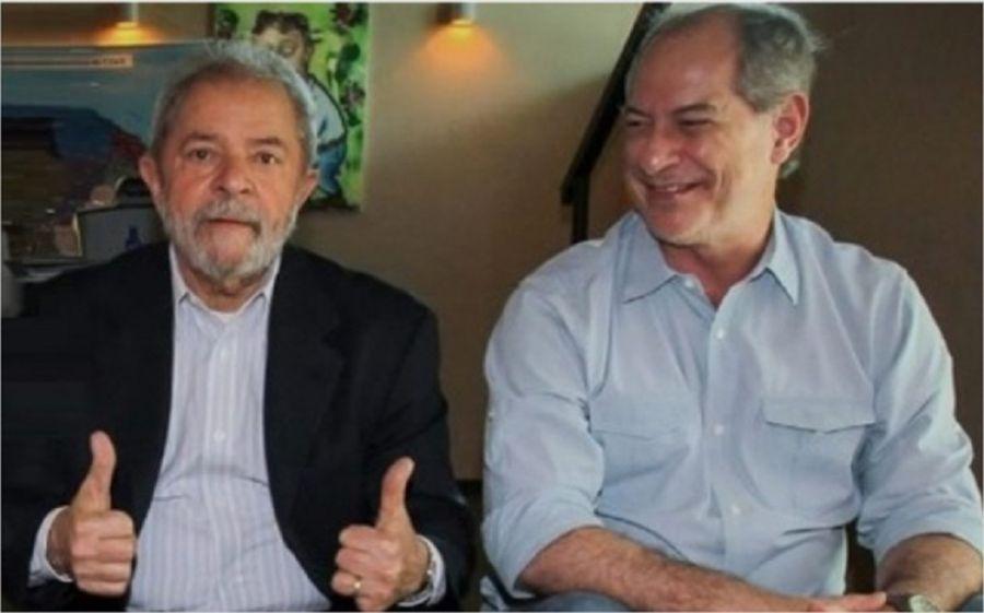 Lula e Ciro se encontram e ensaiam reaproximação, mas sem tratar da eleição de 2022