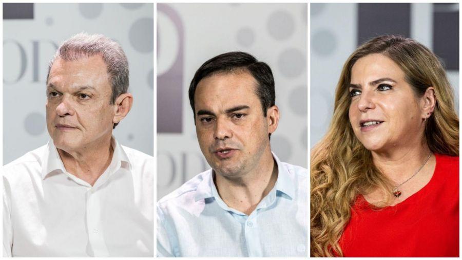 Candidatos à Prefeitura de Fortaleza adaptam estratégias de campanha às vésperas da eleição