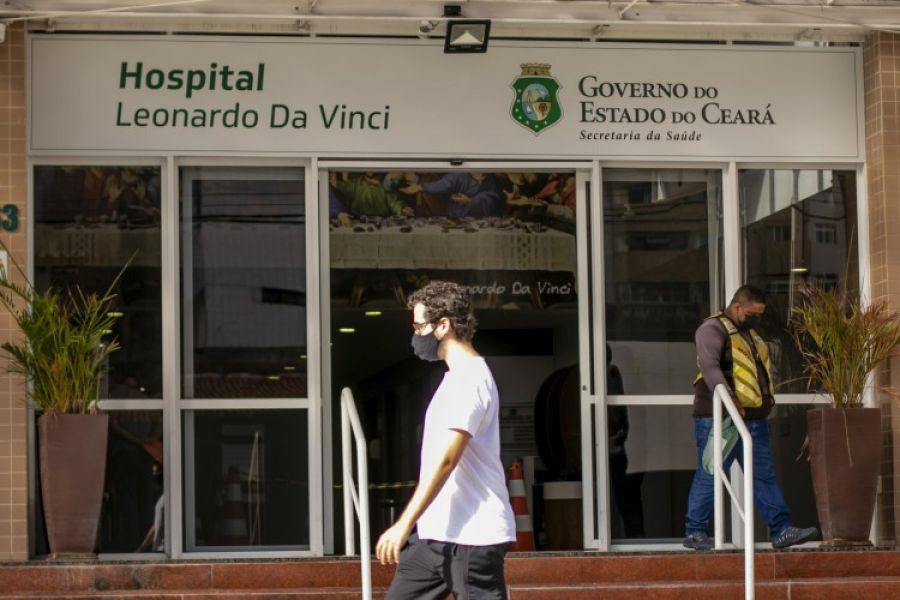 Ceará tem aumento de 57% de casos confirmados de Covid na última semana