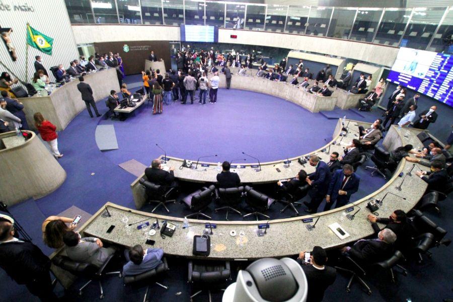 Deputados apontam expectativas para gestão da nova Mesa Diretora