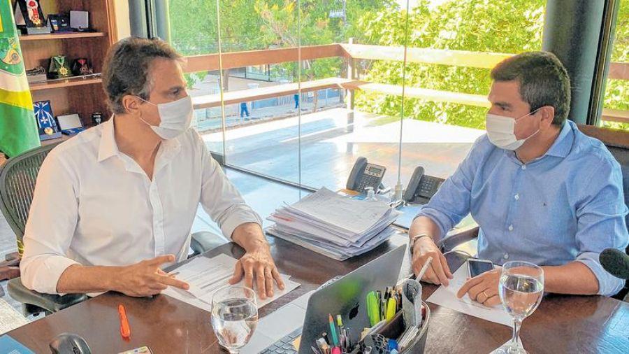 Chagas Vieira passa a ocupar cargo estratégico no governo Camilo