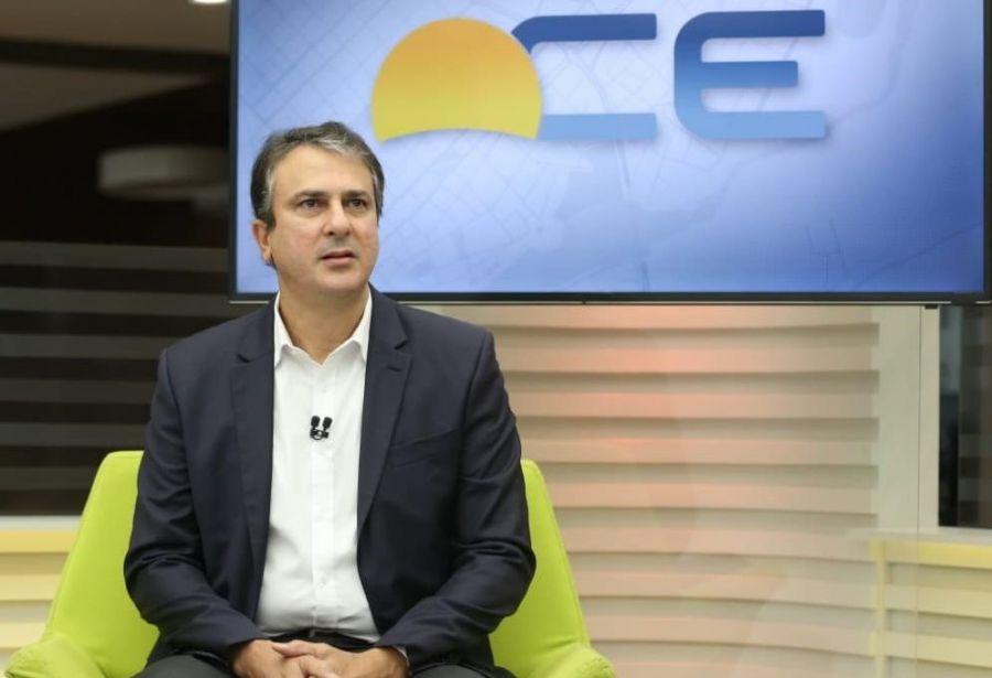 Camilo diz que primeiro lote da vacina enviada ao Ceará deve ser da AstraZeneca