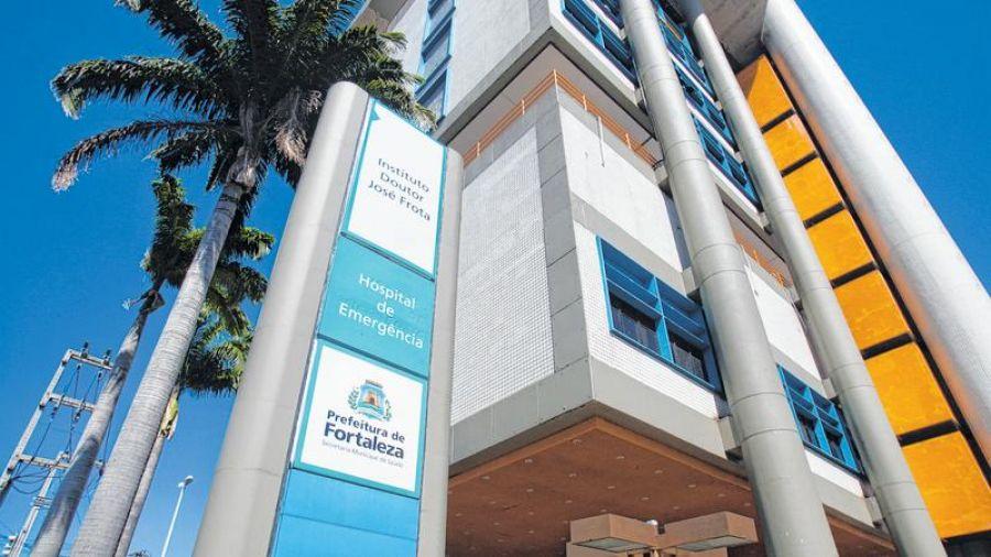 Paciente de Morada Nova recebe alta do IJF e desaparece em Fortaleza