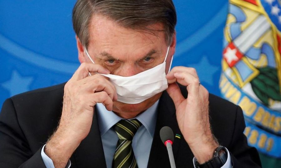 """Bolsonaro diz que pressa por vacina """"não se justifica"""""""