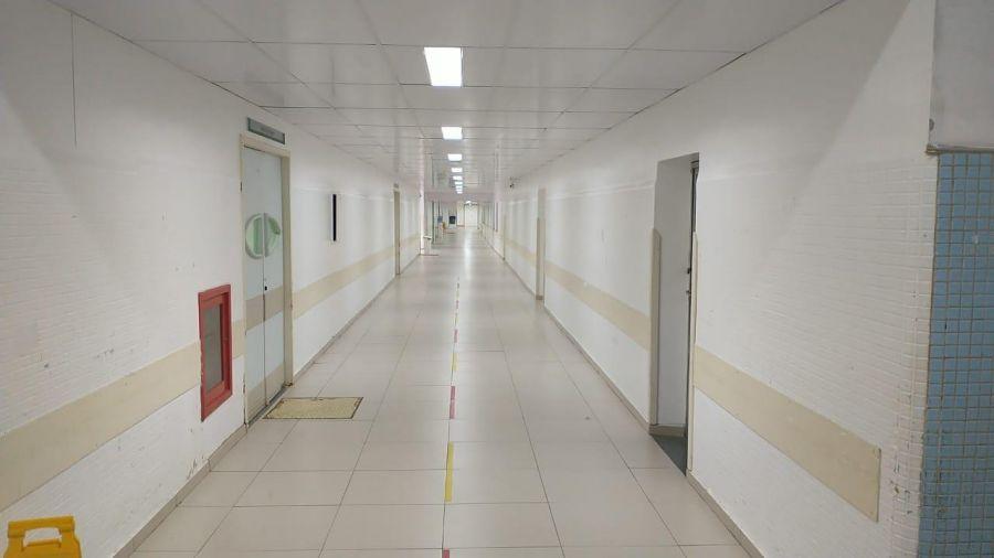 HGF não tem pacientes nos corredores da emergência, afirma Secretaria da Saúde