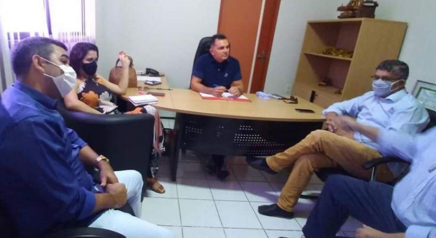 Equipe do Instituto PAJU