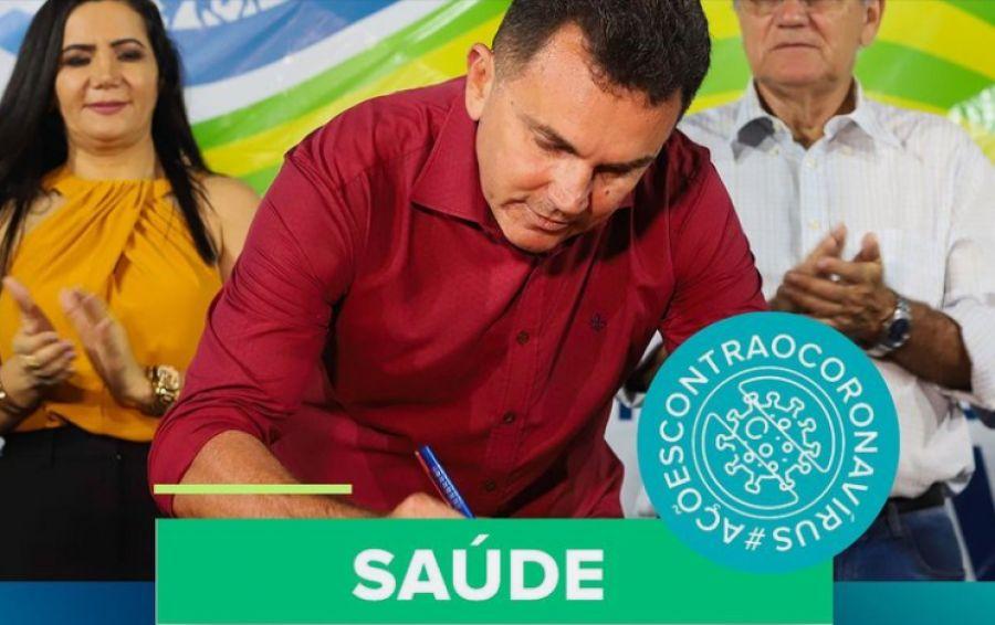 Morada Nova avançam na mobilização para compra direta de vacinas contra o coronavírus