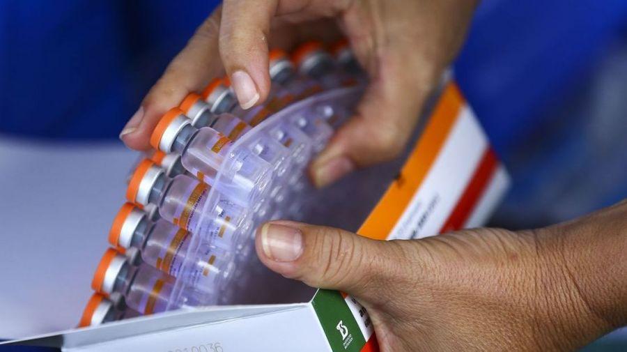 Butantan suspende produção da vacina Coronavac nesta sexta-feira (14), por falta de insumos