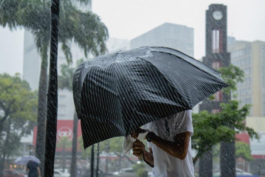Quadra chuvosa do Ceará em 2021 está abaixo da média histórica