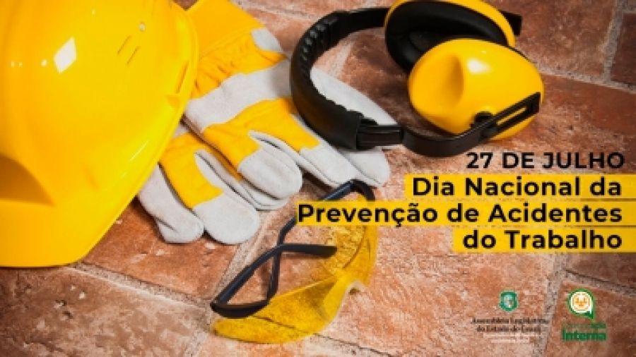 Dia Nacional da Prevenção ao Acidentes de Trabalho é celebrado nesta terça