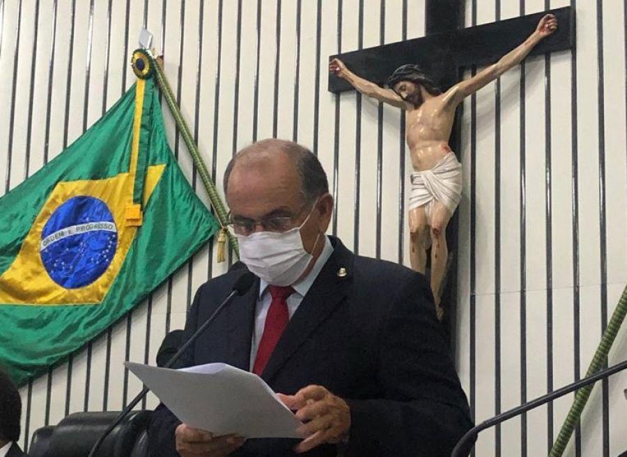 Antônio Granja apresenta projeto para criação de Delegacia da Mulher em Morada Nova