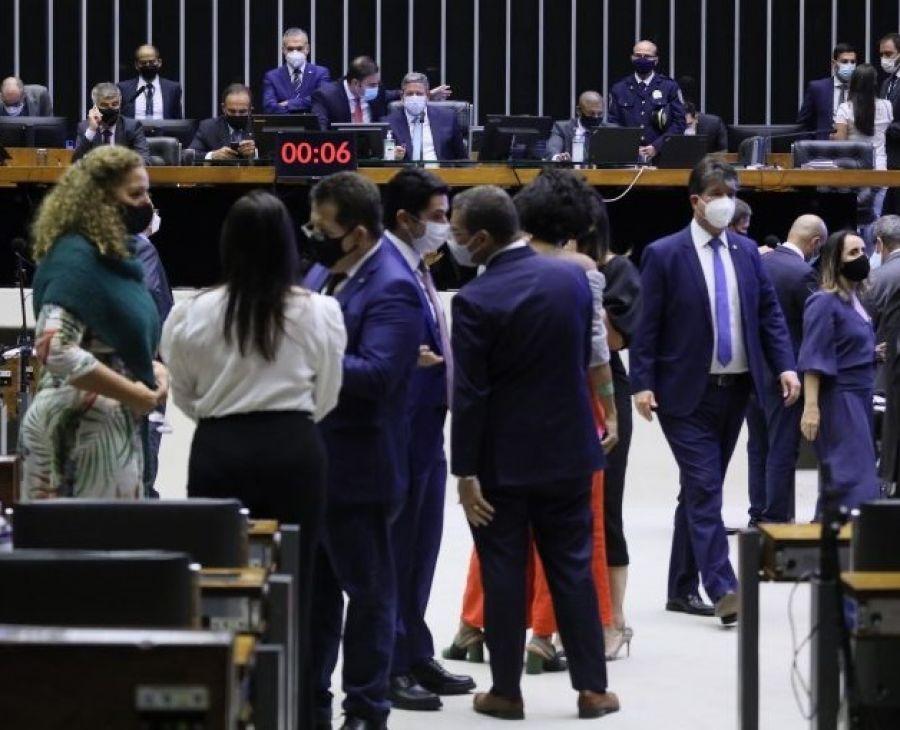Câmara conclui votação do novo Código Eleitoral
