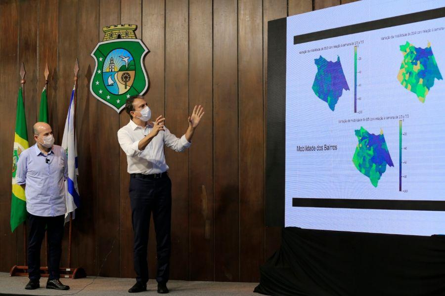 Isolamento Social Rígido prorrogado na Capital; Interior terá novas recomendações